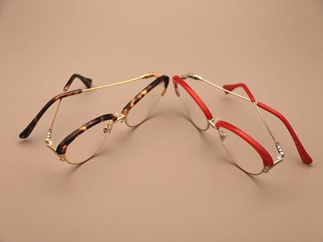 女款水晶眼镜458