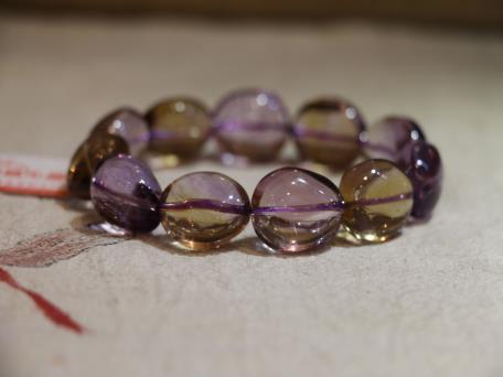 紫晶手串1680