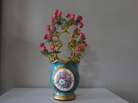 盆景-花开富贵1580