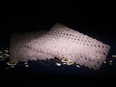粉晶枕垫498