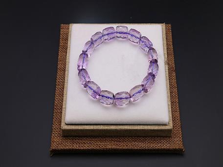 紫晶手串椭圆形758