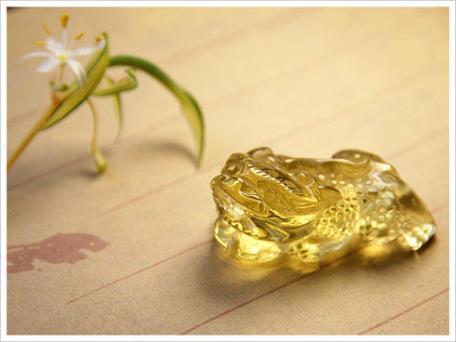 黄水晶:水晶中的财富之石,寓意招财纳福、财源广进!